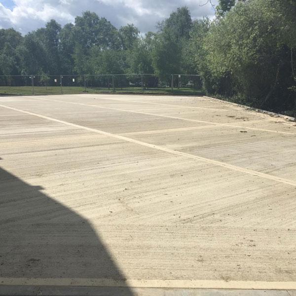 concrete-paddock